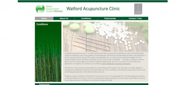 Watford Acupuncture Clinic