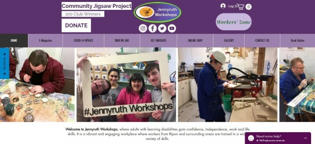 Jennyruth Workshops