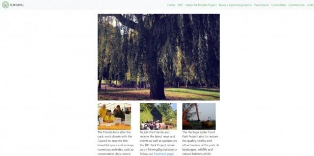 Headstone Manor Park