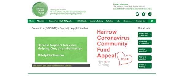 Voluntary Action Harrow Co-operative