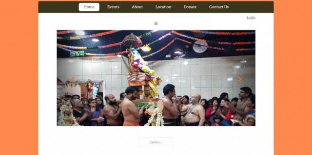 London Sree Ayyappan Temple