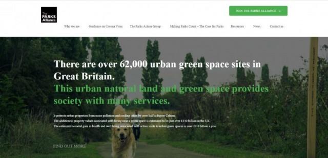 The Parks Alliance